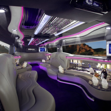 Galveston TX limo