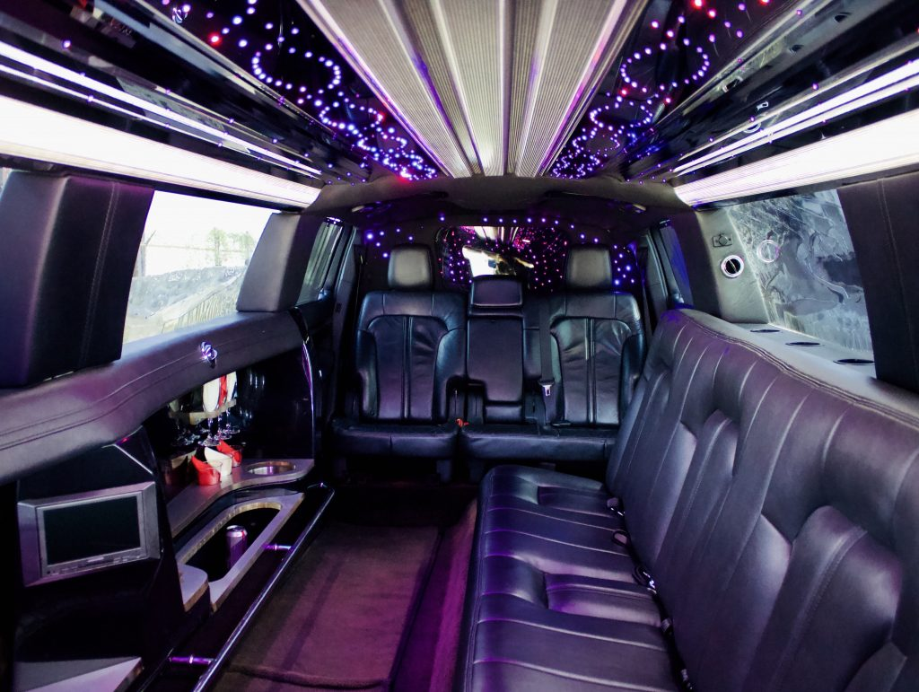 Houston TX Lincoln limo