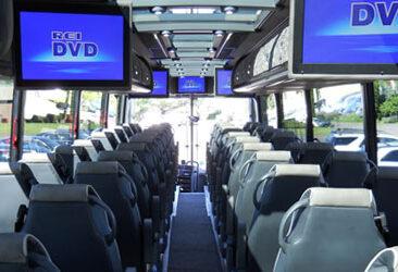 Houston Texas Cheap Party Bus