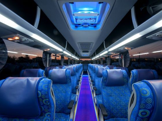 Charter bus service in Houston TX