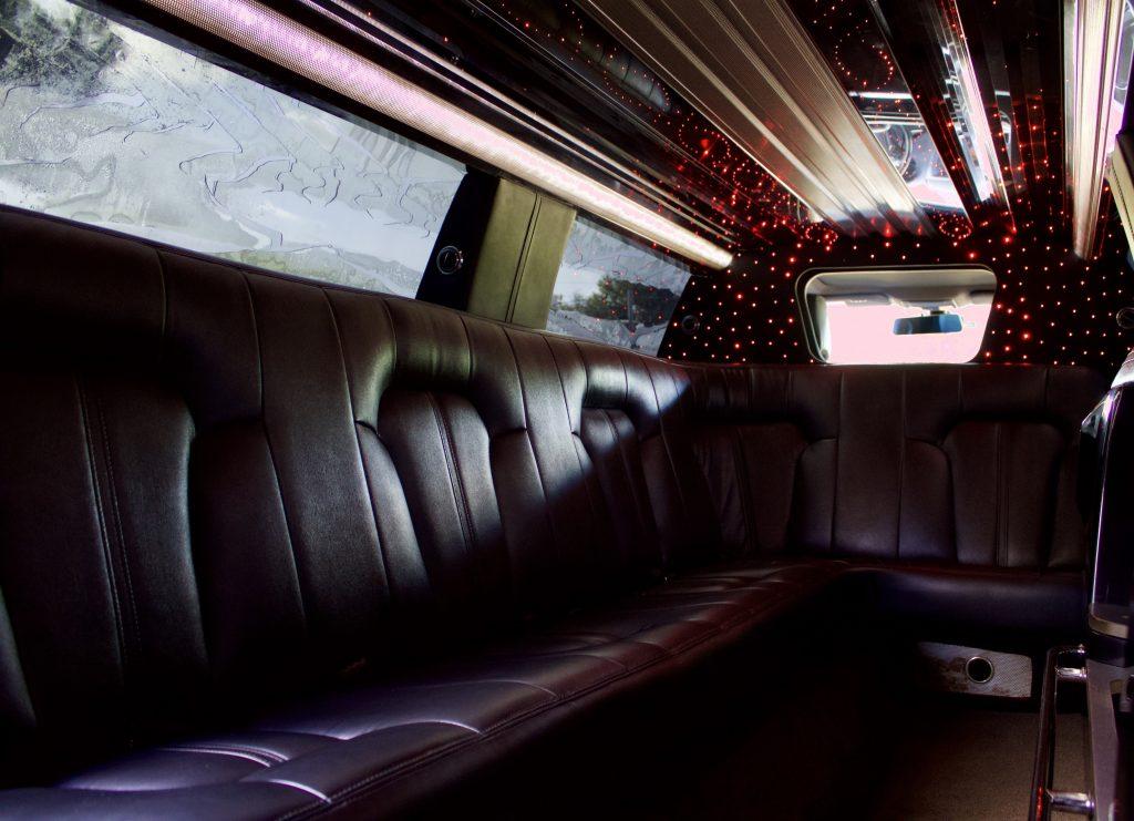 Houston TX black limo transport service